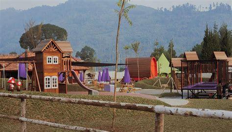 fairy garden bandung tiket wahana juli  travelspromo