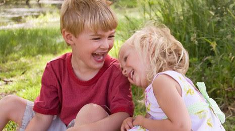 Es hora de reírse con los más pequeños