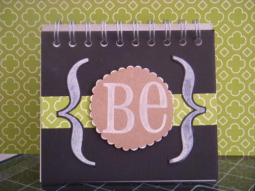 """Be"" Journal Album"