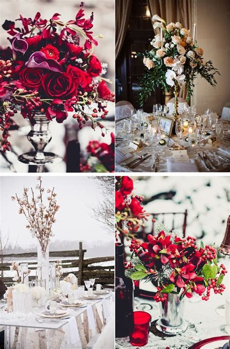 21 best images about * Beautiful Winter Centerpieces * on