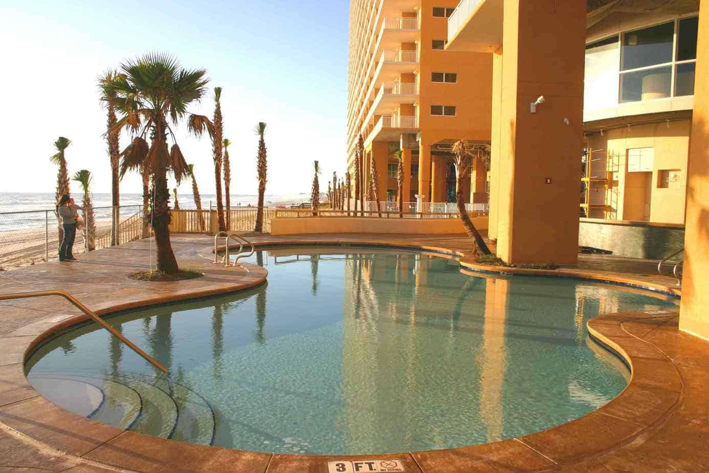 Splash Resort  Panama City Beach Florida