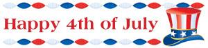 CFM 4th of July