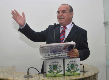Presidente da Câmara de Feira de Santana critica Globo por apologia ao tráfico de drogas