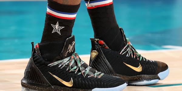 1825c469cbee Google News - Team LeBron wins NBA All-Star Game - Overview
