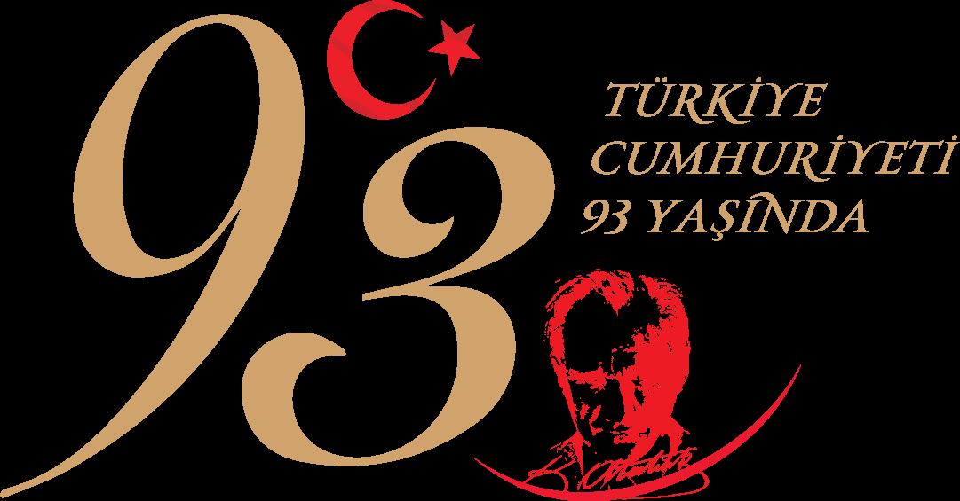 Vektörel çizim Vektörel 29 Ekim Cumhuriyet Bayramı Görselleri