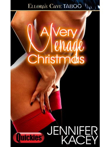 A Very Menage Christmas: 3 (Members Only) by Jennifer Kacey