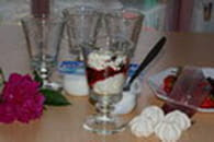 Trifle express aux fruits rouges : Etape 3