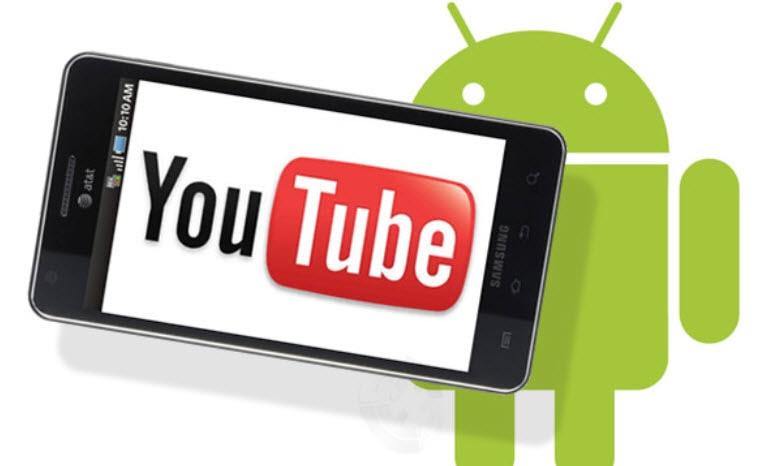 طريقة فعالة لتسريع وتبطيئ الفيديو للاندرويد فى اليوتيوب بدون برامج