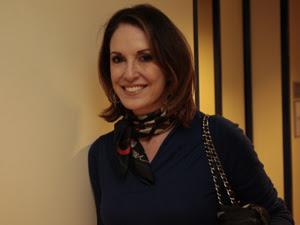 A editora de moda Regina Martelli (Foto: Insensato Coração / TV Globo)