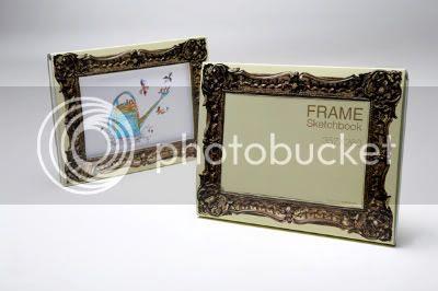 Frame sketchbook 1 by won-suk Cho