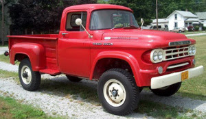 Condon Skelly  American Classic Car Insurance: History of Dodge