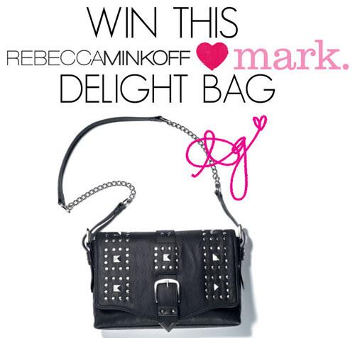 Livingaftermidnite - Win this Rebecca Minkoff mark. Delight Bag