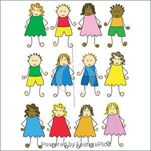 65+ Gambar Orang Untuk Anak Tk
