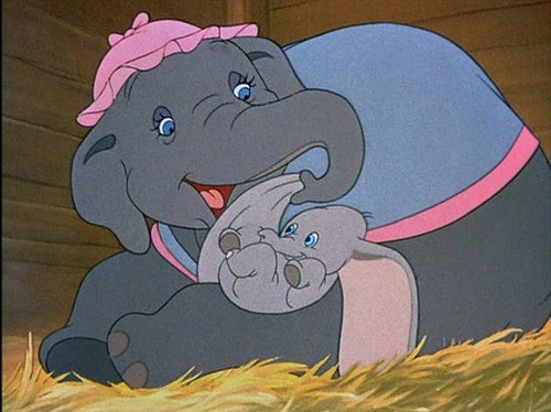 DUMBO MOM AND CHILD