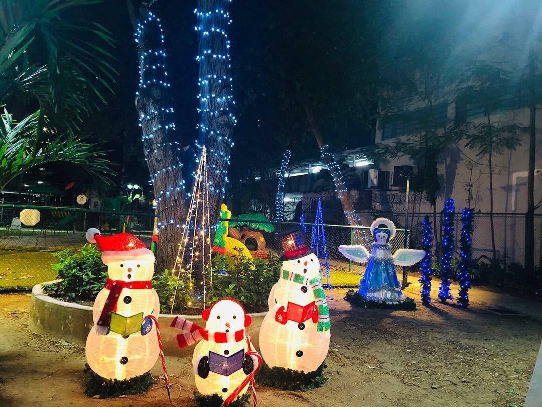 La Navidad Se Hace Sentir En Toda La Ciudad Tucomunidad Com Pa