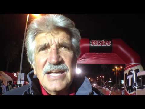 Sal Fish interview at  the 2011 Baja 1000