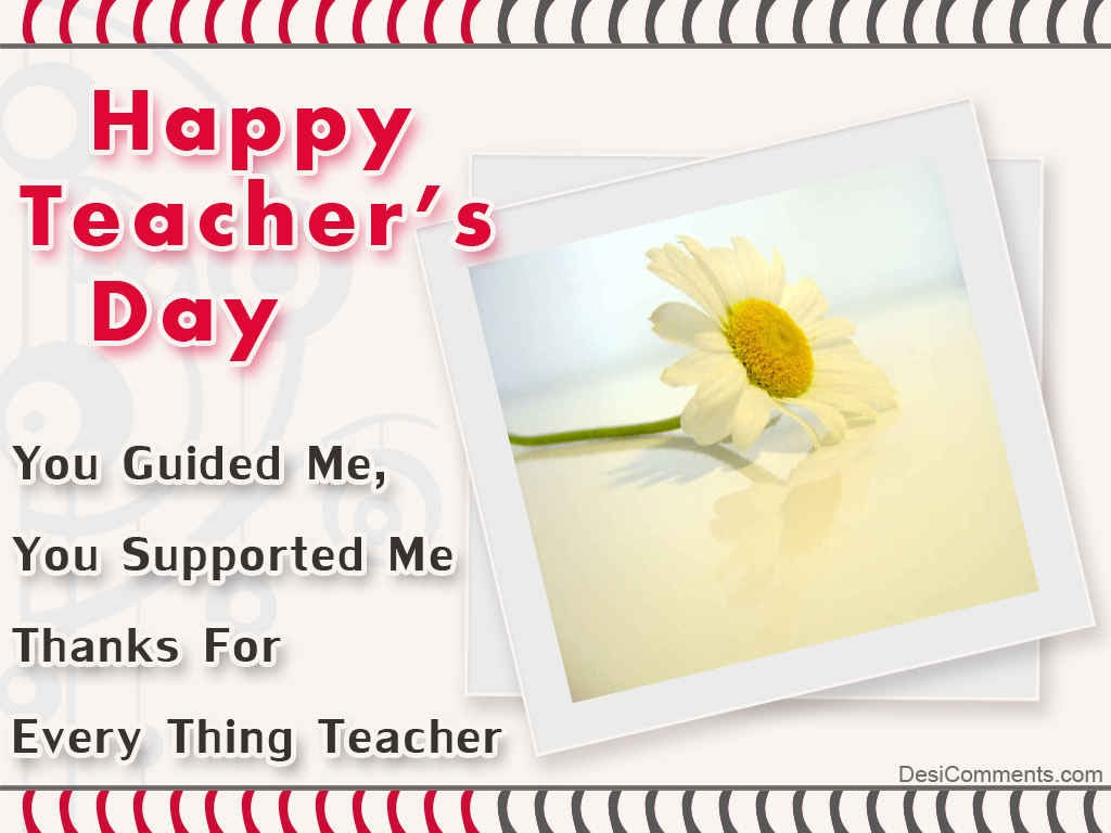 Beautiful Teacher Day Quotes For Kids
