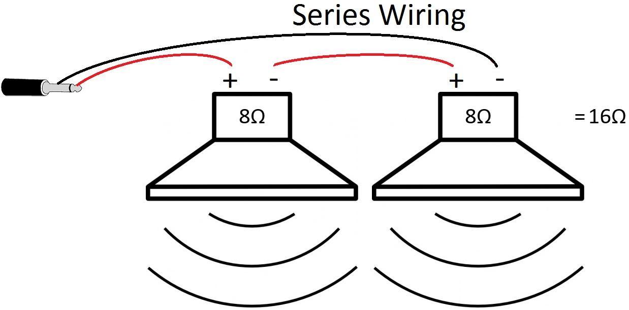 19 Lovely Series Vs Parallel Speaker Wiring