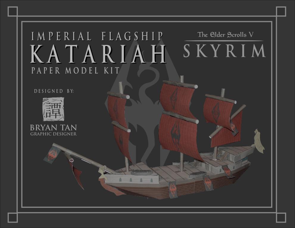 The Katariah Papercraft