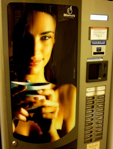 ubiquitous coffee machine