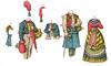 a4 costumes variés 2