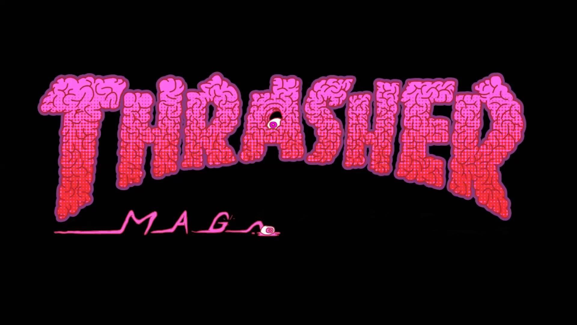 Thrasher Logo Wallpaper (57+ images)