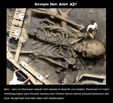 Fosil Nabi Adam1