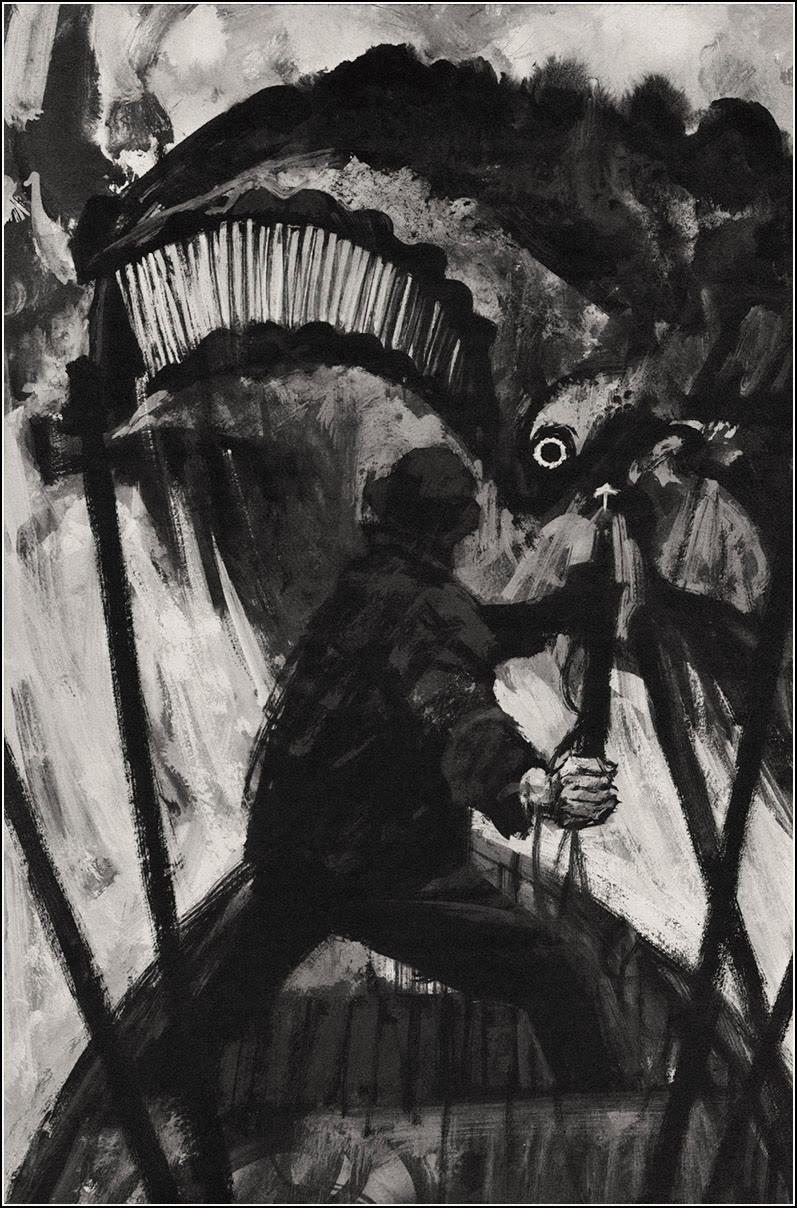 Robert Shore, Moby Dick