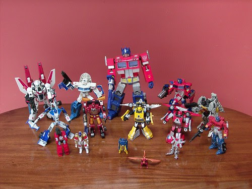 Transformers Classic Autobots 2006-2007