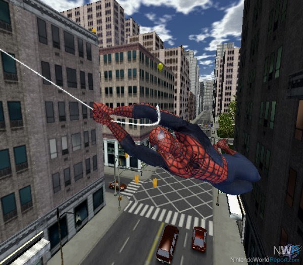 Image result for spider man 2 game swing