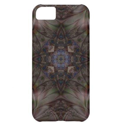 Fractal 581 iPhone 5C cases