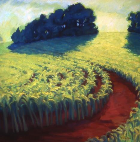 Turning Earth by Joy Huckins-Noss