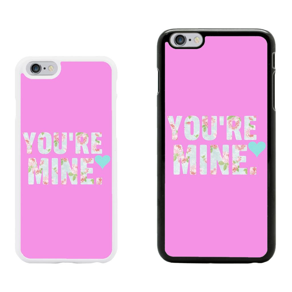 Sayings Quotes Case Cover for Apple iPhone 6 \u0026 Plus  A6