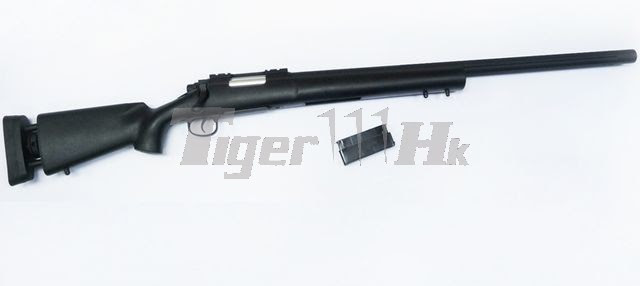 A.E.G. M24 SWS Bolt Action Spring Sniper Rifle (BK)
