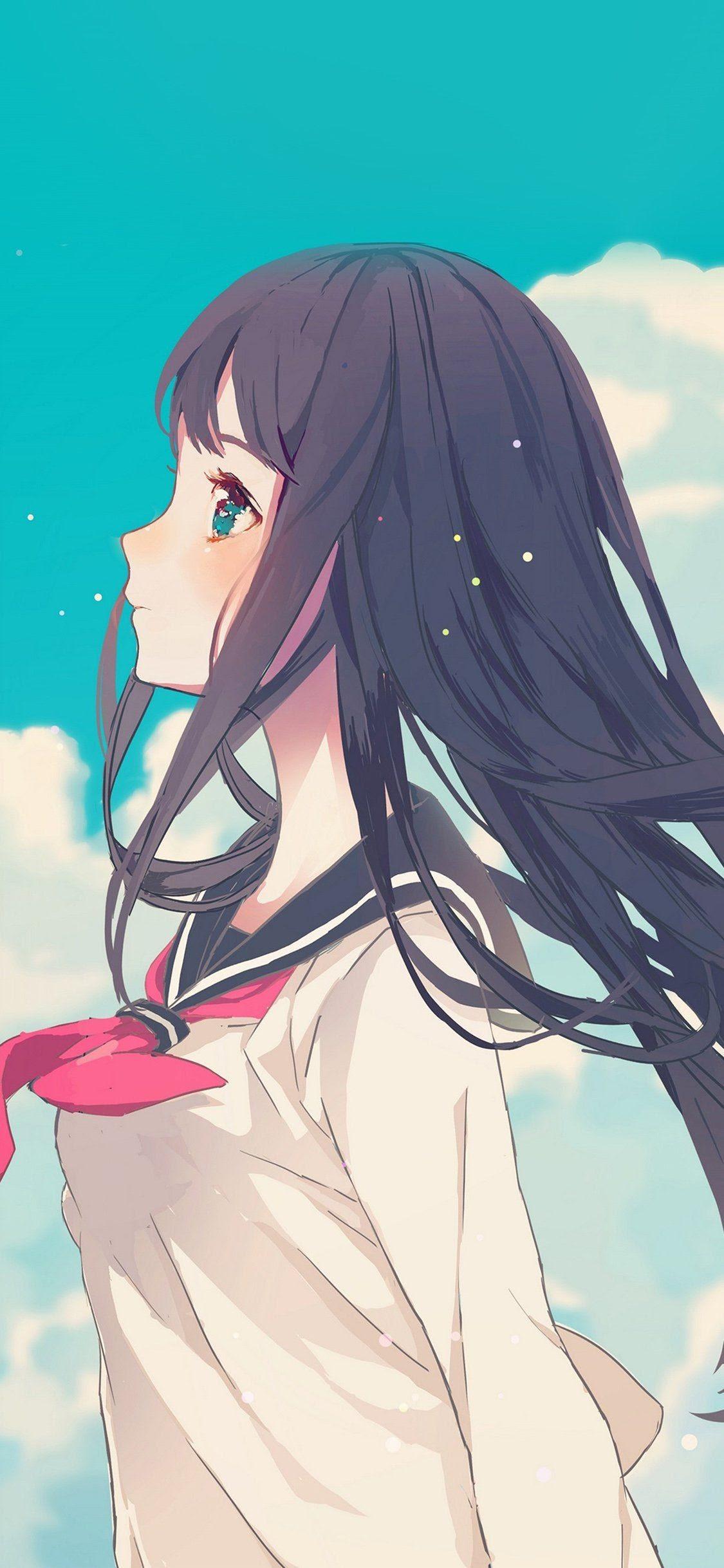Cute Aesthetic Anime Wallpaper Phone Largest Wallpaper Portal