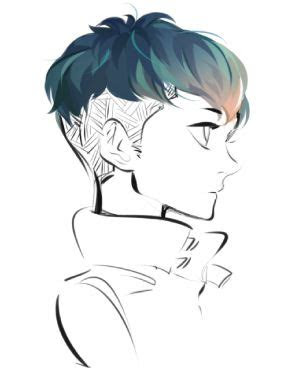 tomboy drawing ideas  pinterest anime