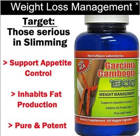 Cambogia Garcinia Weight Loss Pills