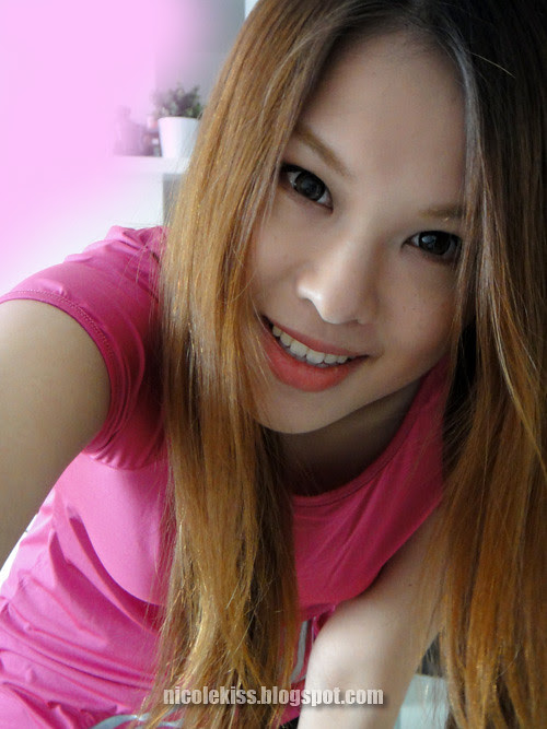 pink top me