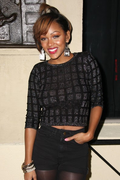 tisichare: meagan good short hairstyles