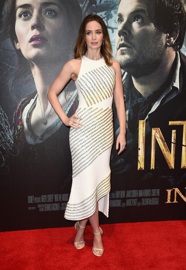 'Into the Woods' Gala Screening in London