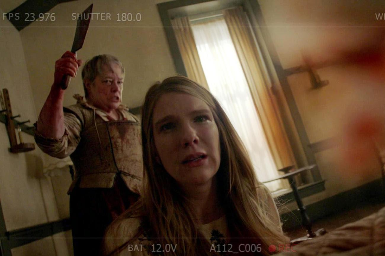 Resultado de imagen de American Horror Story roanoke sensibility