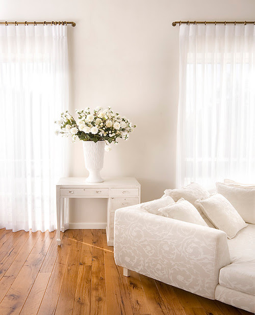 window treatments contemporary sheers