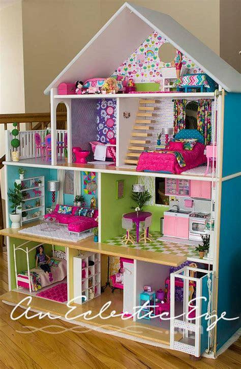 eclectic eye diy diy dollhouse doll house plans
