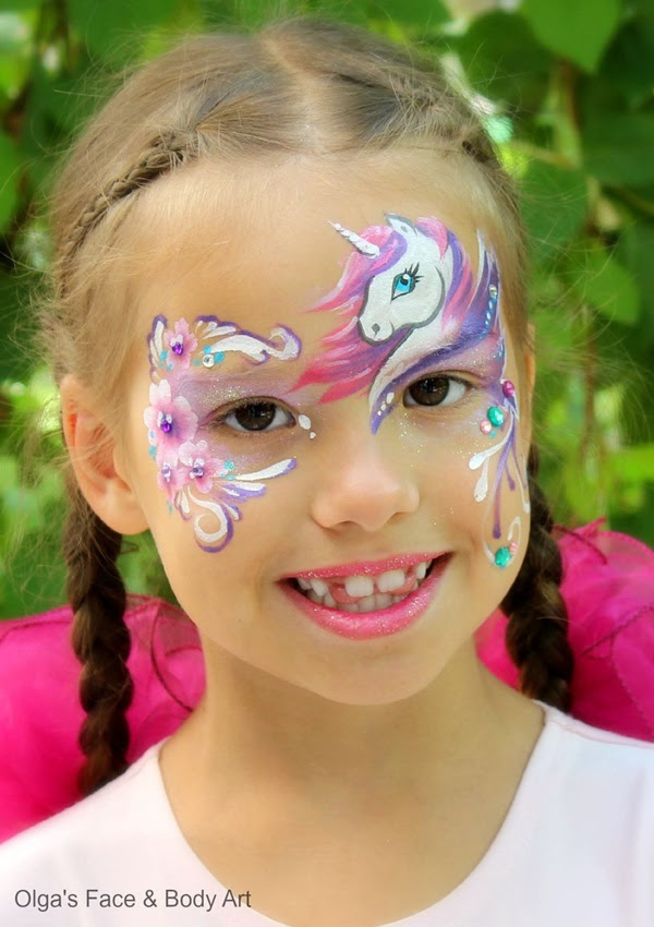Easy Face Painting Ideas For Cheeks Face Paint Ideas