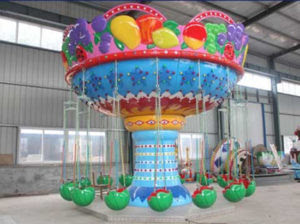 Fruit theme watermelon rides for sale