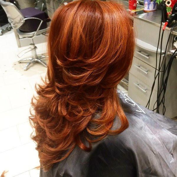 Die Haarfarben Trends Des Jahres 2016 Für Damen
