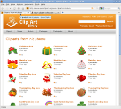 event icons clipart @ OCAL