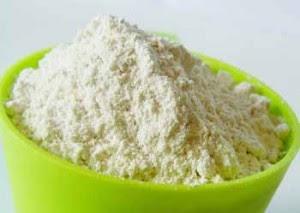 Terigu protein rendah, tepung protein tinggi, sedang