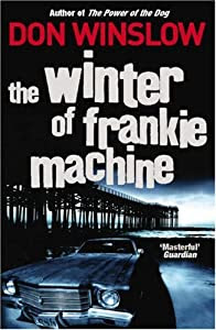 """Cover of """"The Winter of Frankie Machine"""""""