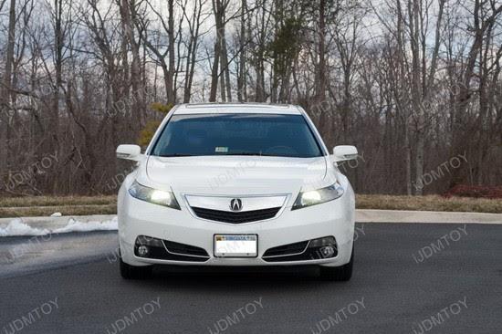 2012 Acura Tl Led Headlights